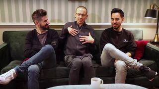 Linkin Park on James Corden