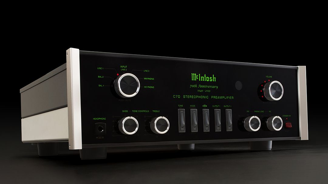 McIntosh marks 70 years with £25,000 Limited Edition Commemorative