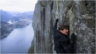 Tom Cruise in Mission: Impossible –Fallout