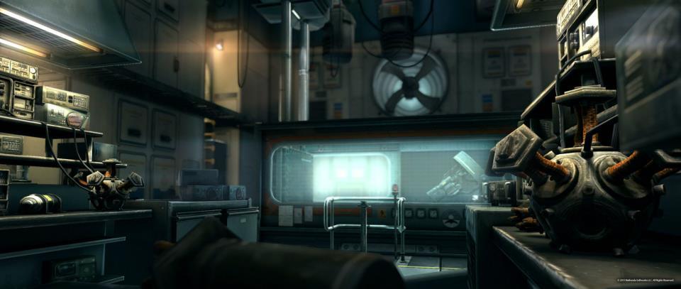Wolfenstein: The New Order Screenshots Imagine Nazi Global Empire #26742