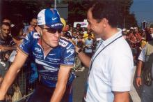 Lance Armstrong's seven Tour wins are the most by any rider