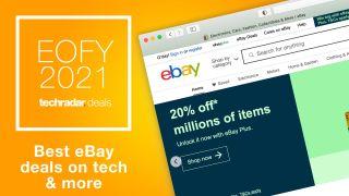 eBay EOFY 2021 sale