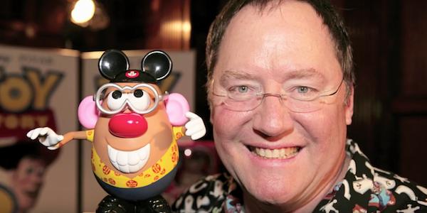 John Lasseter of Pixar and Disney