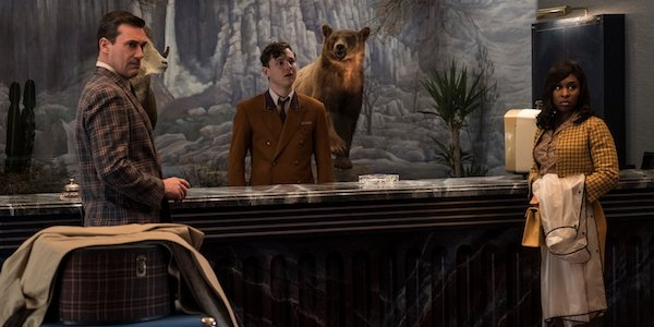 Bad Times at the El Royale cast