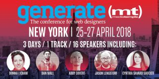 Generate New York 25 - 27 April 2018