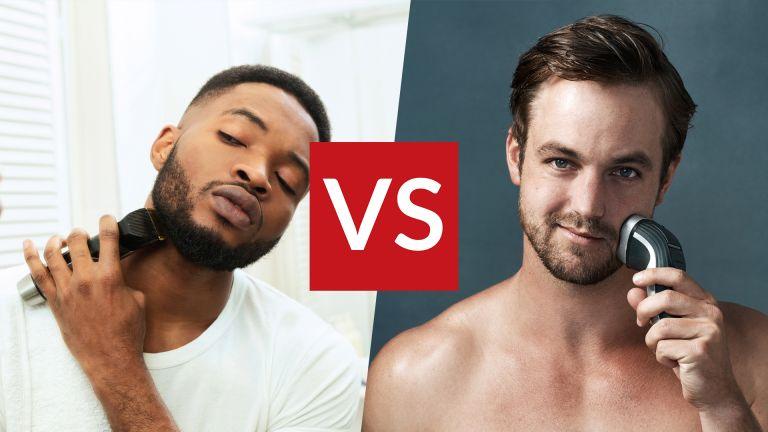 Electric shaver vs beard trimmer