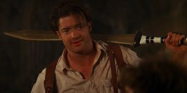 Brendan Fraser Has A Delightful Response After Hearing Fans Are Rooting For His Career Comeback