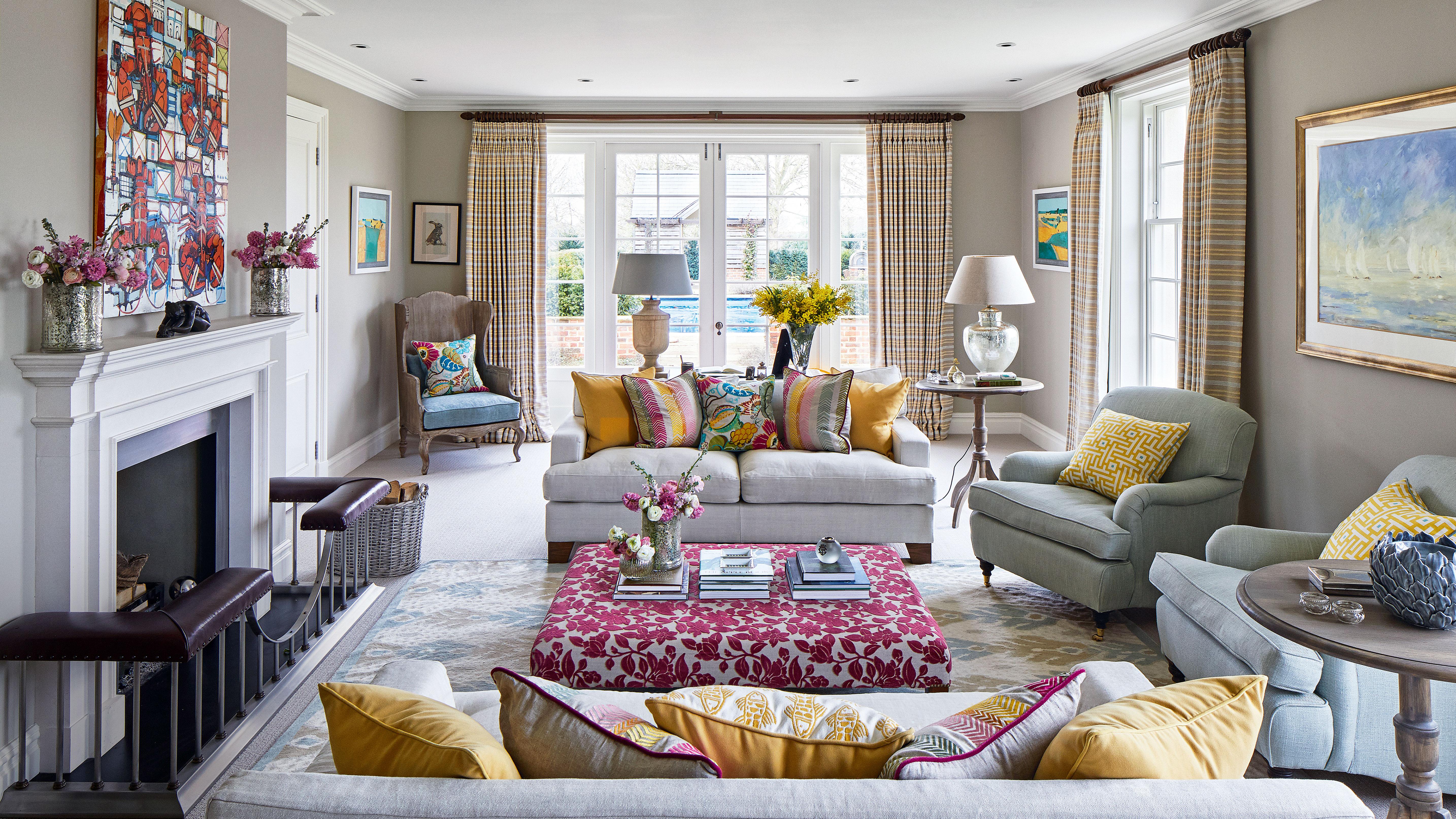 Beige Living Room Ideas 10 Best Ways, Beige Color Schemes Living Rooms