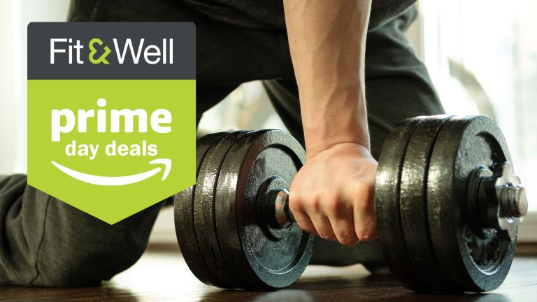 Building muscle with these Amazon Prime Day weights deals