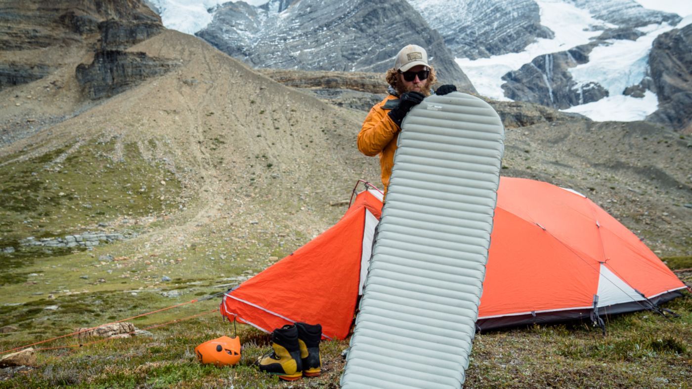 Finding the Best Mattress for Camping and Backpacking