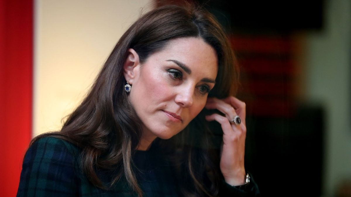 Kate Middleton snubbed these two royals at royal event