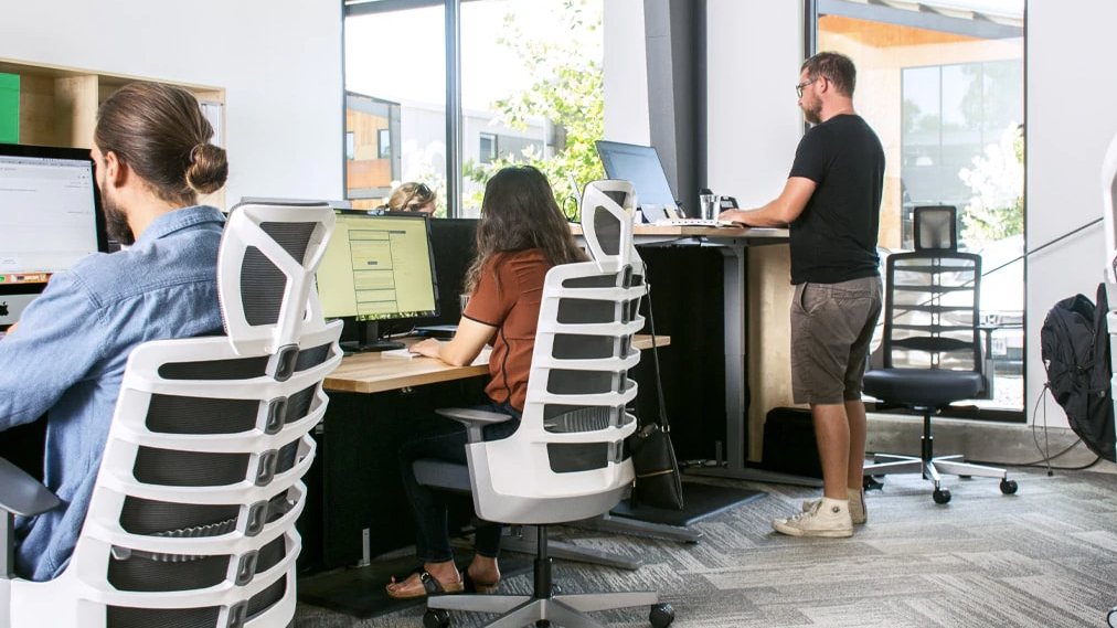 Pleasing Best Standing Desk 2019 The Most Comfortable Standing Desks Uwap Interior Chair Design Uwaporg