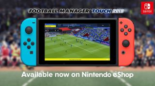 Nintendo Switch Football Manager