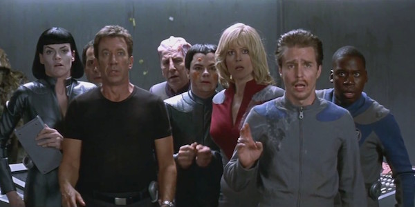 How The Galaxy Quest TV Show