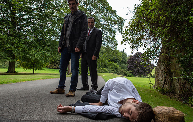 'Fix this!' Emmerdale fans 'gutted' over Joe Tate murder. And think he's ALIVE!
