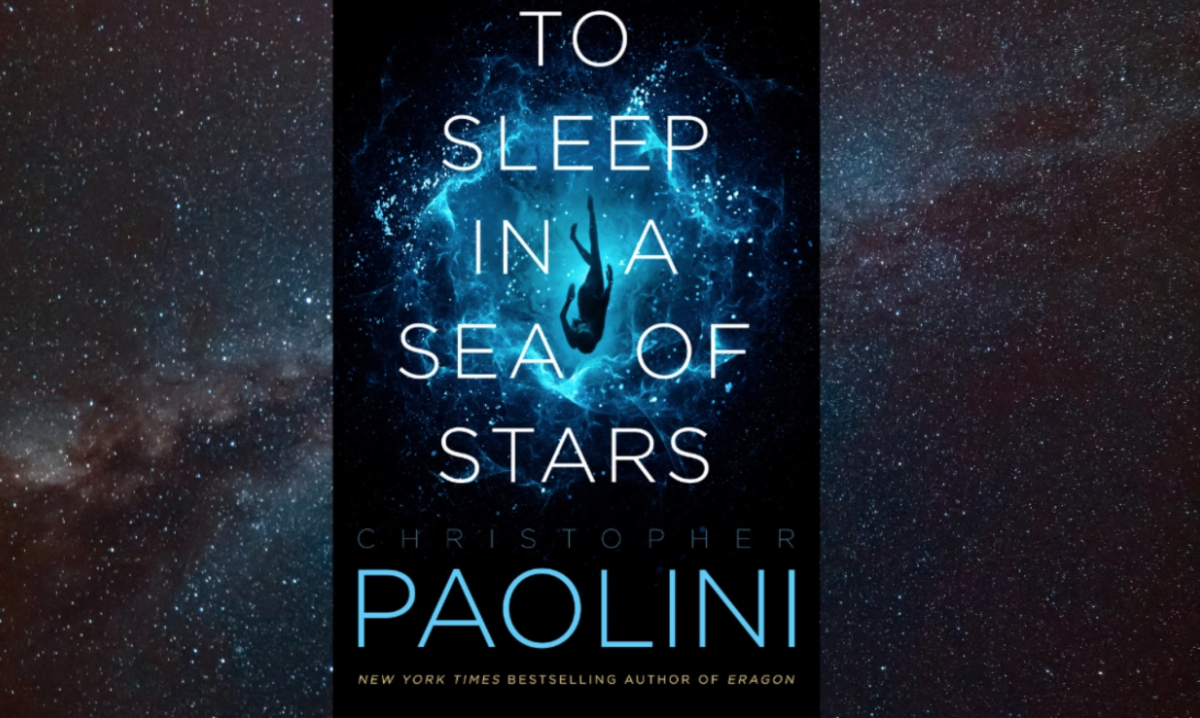 Eragon's Christopher Paolini enters the Fractalverse for his first sci-fi novel, 'To Sleep in a Sea Of Stars'