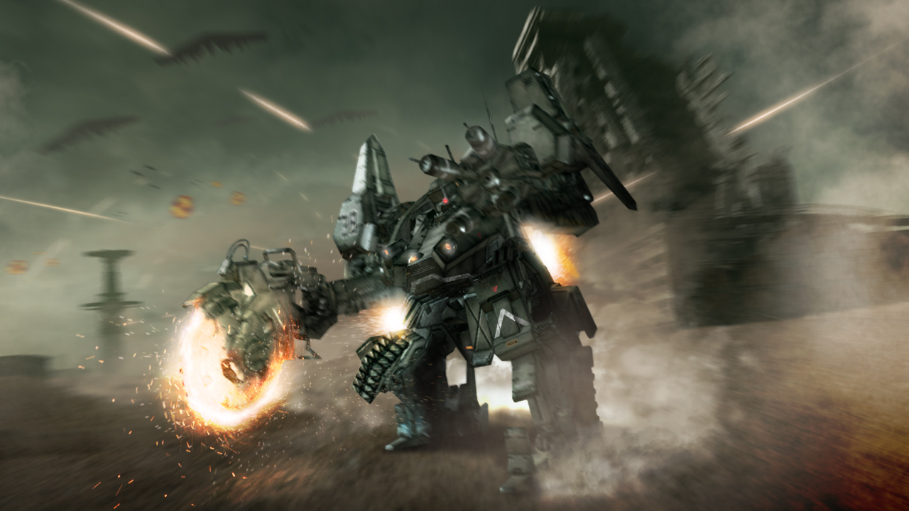 Armored Core: Verdict Day Coming This Summer To Xbox 360, PS3 #25736