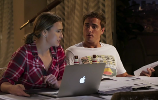 Neighbours, Amy Williams, Kyle Canning