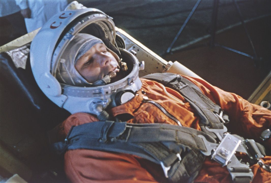 Yuri Gagarin: How the first man in space sparked a conspiracy theory