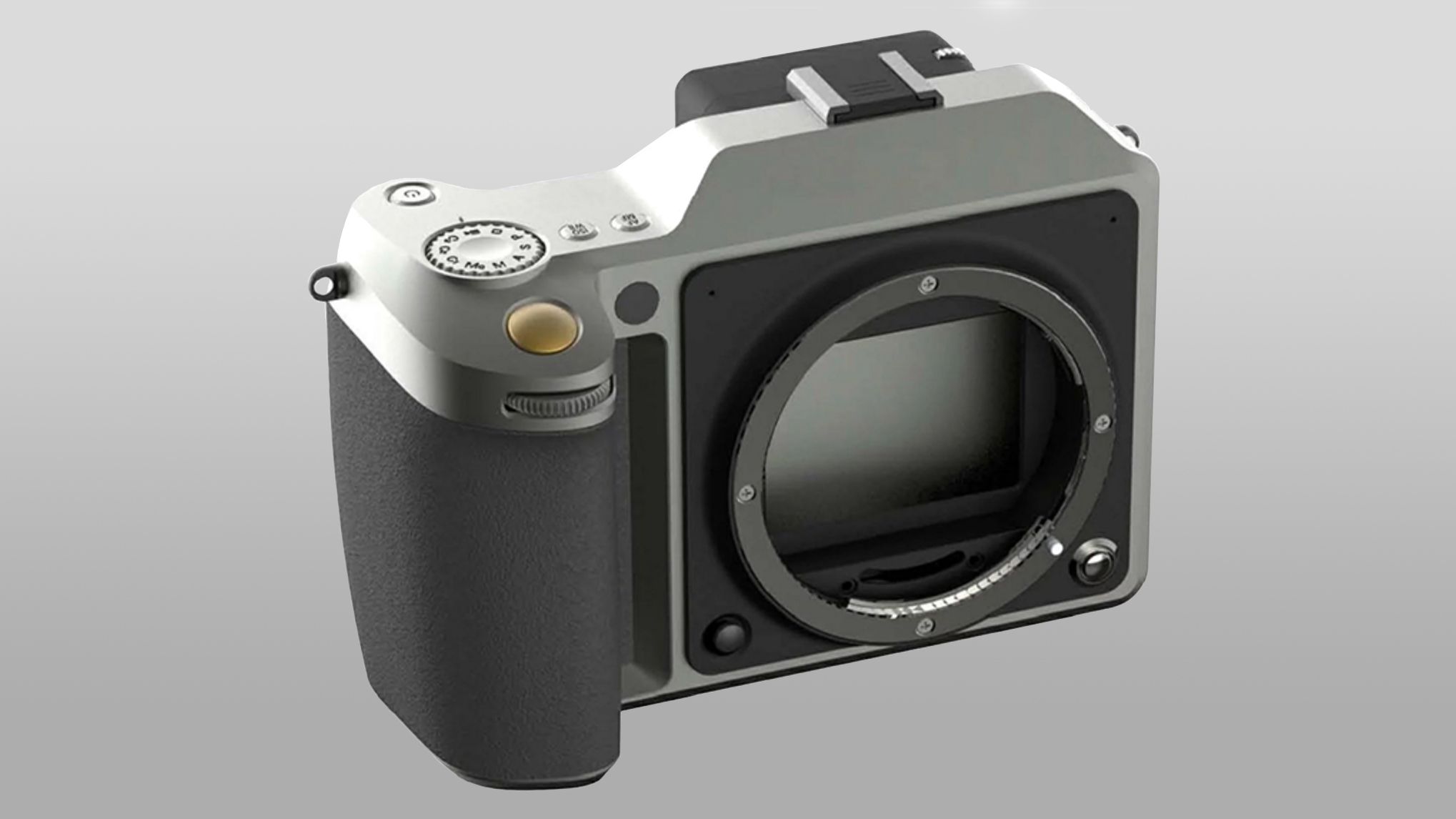 Chinese Hasselblad X1D clone appears – from Hasselblad's Chinese