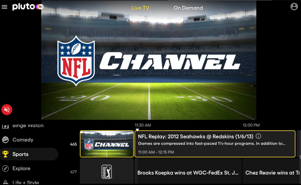 Pluto Tv App Guide Channels And How To Activate Tom S Guide