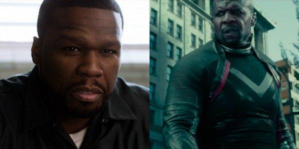 50 Cent Power Terry Crews Deadpool 2