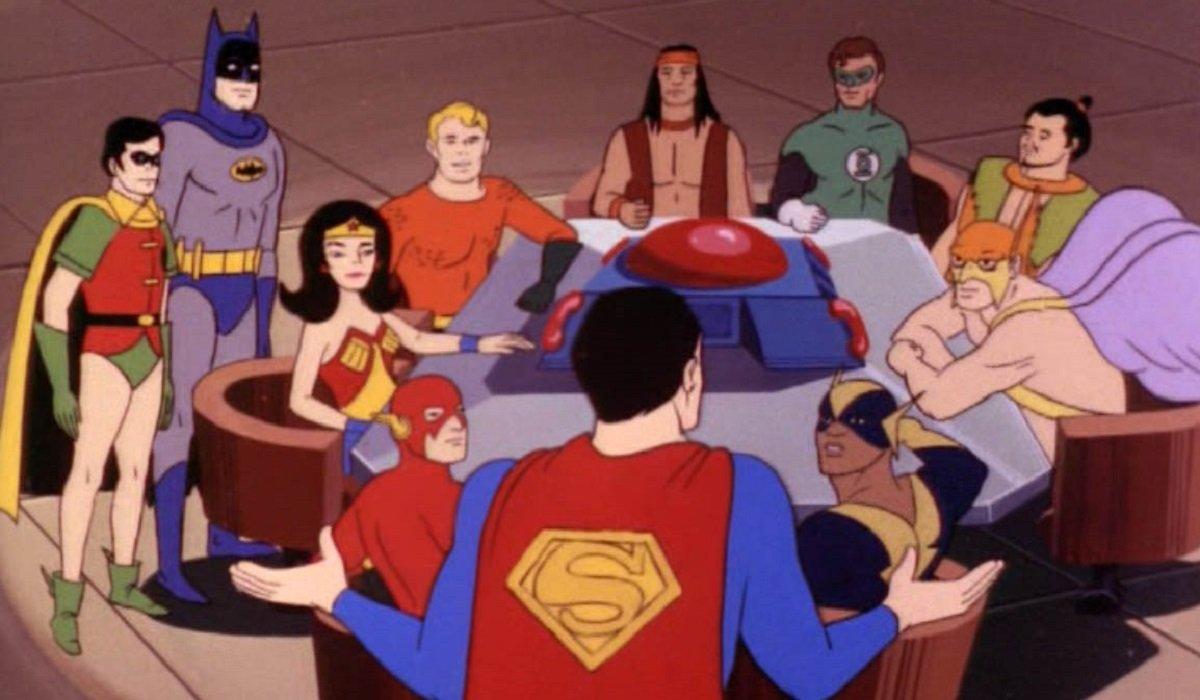 Super Friends DC