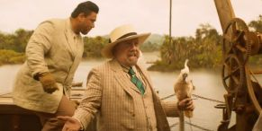 Jungle Cruise's Paul Giamatti Reveals The Idea He Had For The Movie That (Obviously) Got Shot Down By Disney