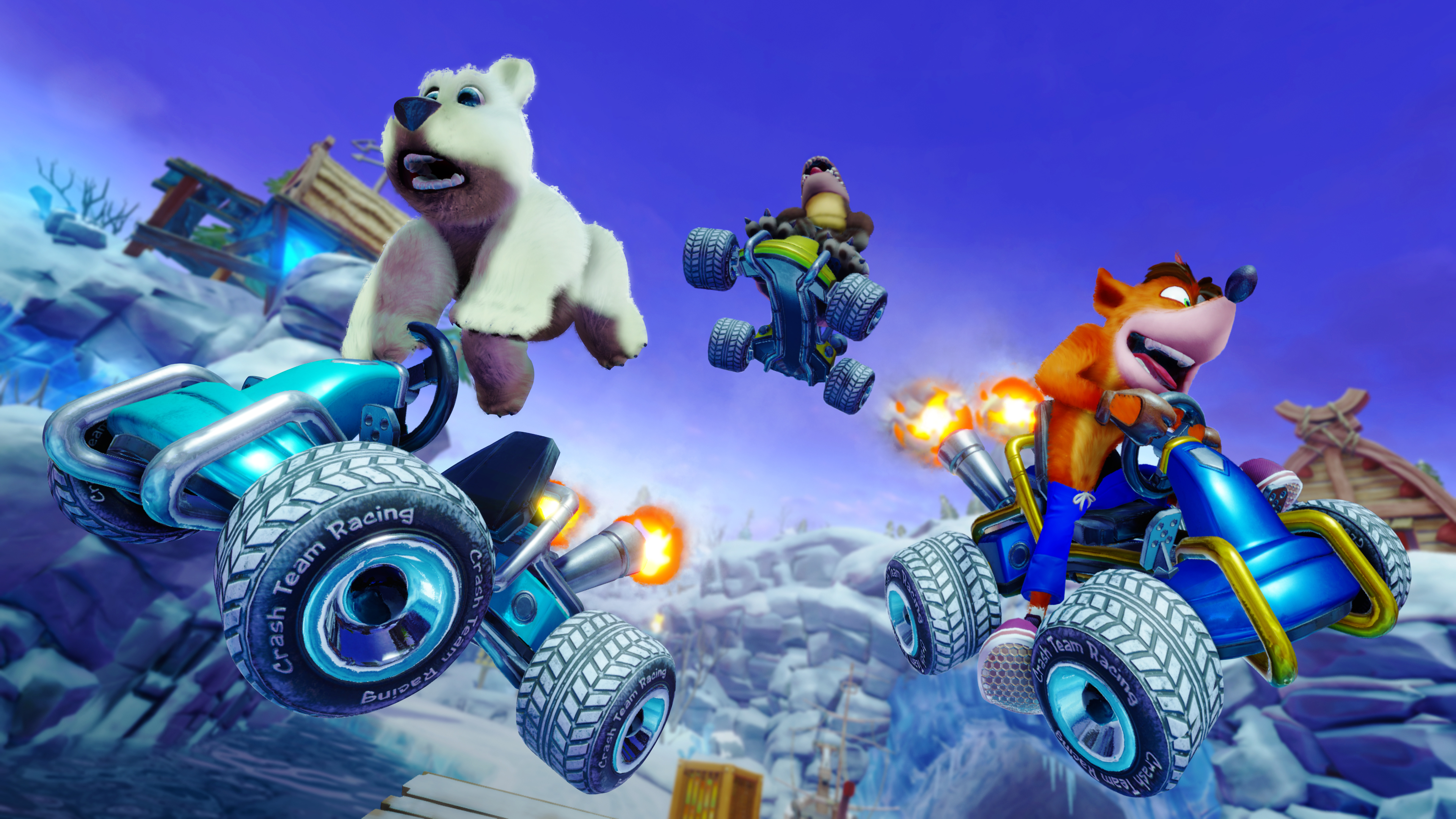 cac266cec Crash Team Racing tips: 11 hints at how to be the best at Nitro Fueled |  GamesRadar+