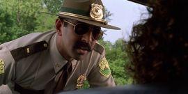 The Backstory Behind Super Troopers' Hilarious Biker Scene