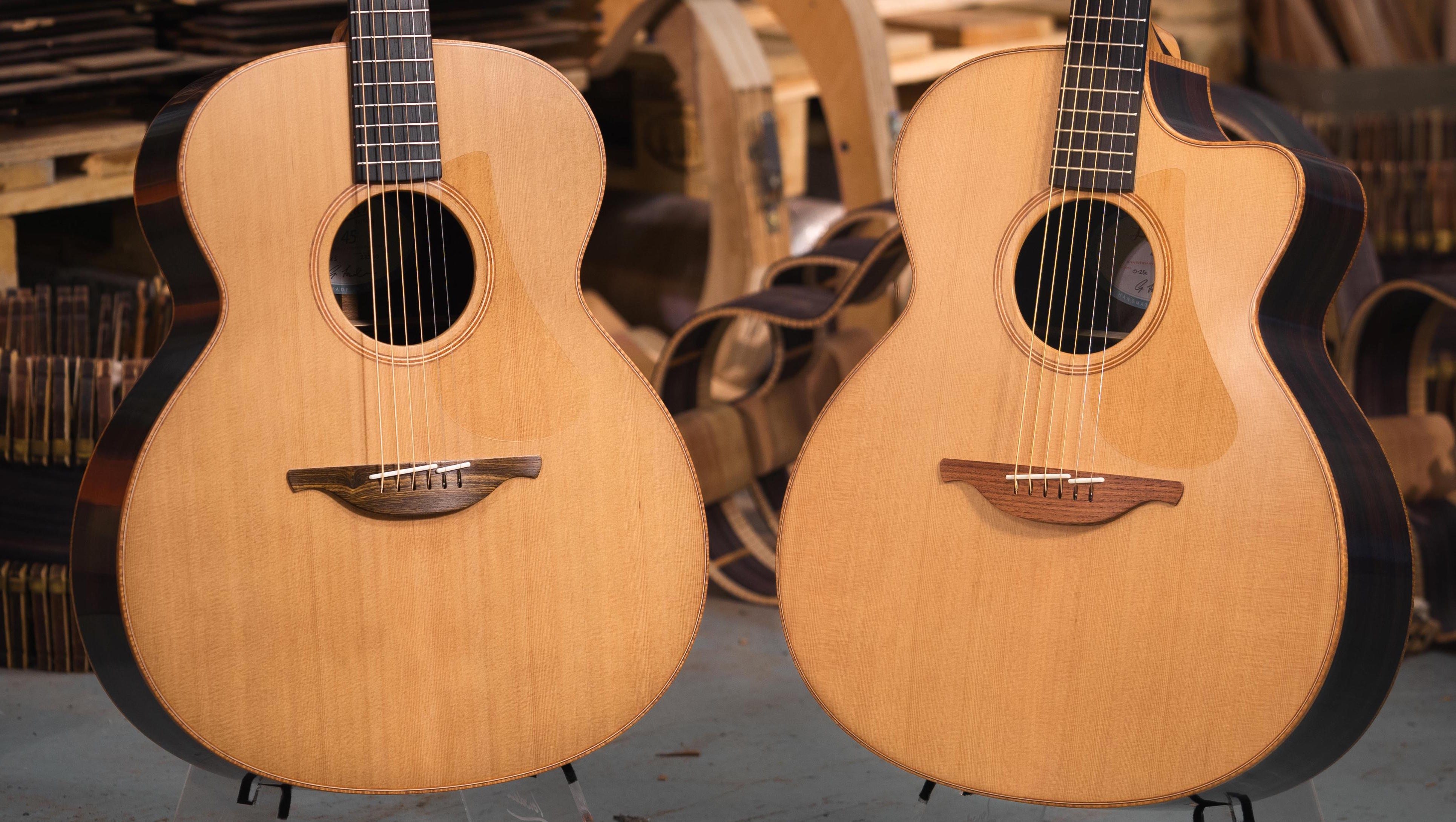 Lowden celebrates 45 years with the new O-25 Anniversary acoustic | Guitarworld