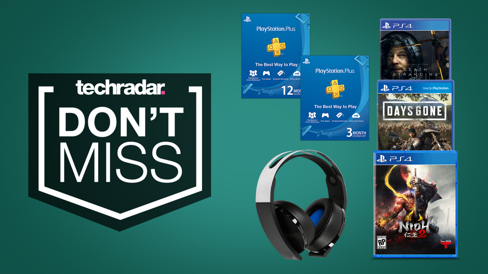 Cheap Ps4 Games Headsets And Ps Plus Deals Are All Still Available In The Days Of Play Sales Techradar