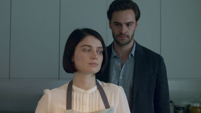 Eve Hewson, Tom Bateman, Season 1, ep. 104, aired Feb. 17, 2021 in Behind Her Eyes