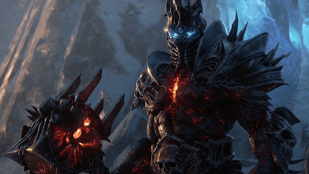 World Of Warcraft New Expansion Revealed The Shadowlands