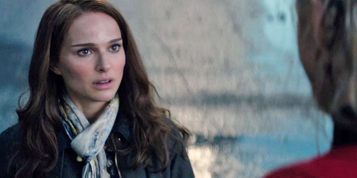 Jane Foster in Thor