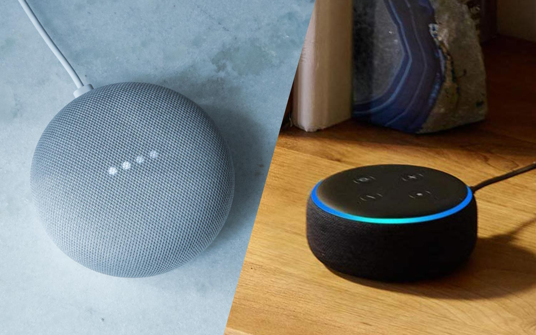 Echo Dot vs  Google Home Mini: Why Amazon Wins   Tom's Guide
