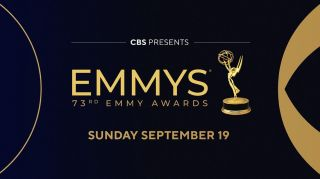 73rd Emmy Awards on CBS key art