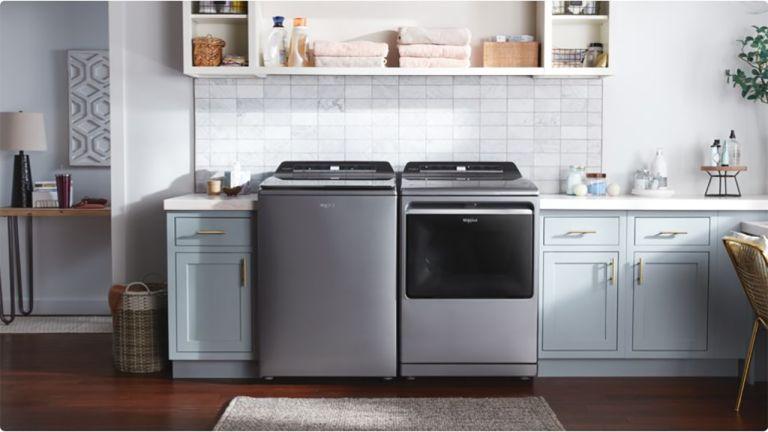 whirlpool smart washer