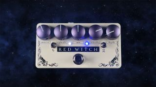 Red Witch Binary Star