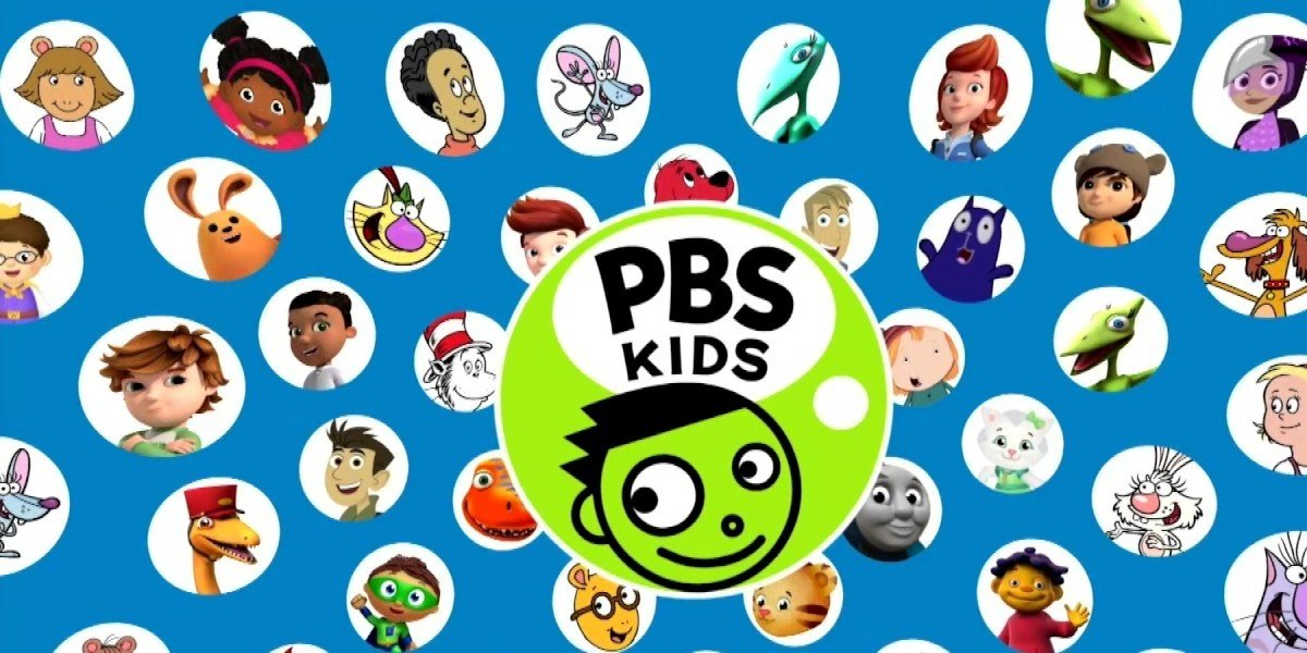 PBS Kids for the little ones