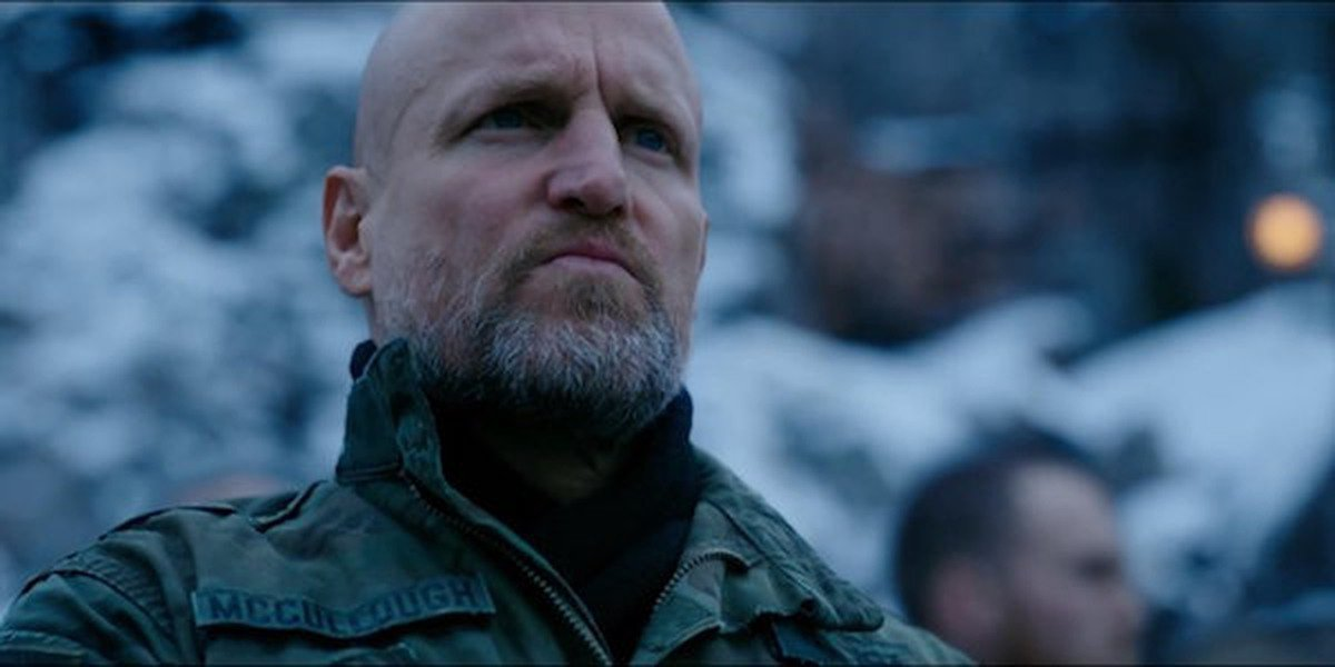 Woody Harrelson - War for the Planet of the Apes