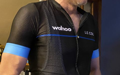 Wahoo and Le Col have collaborated on a range of clothing for training indoors