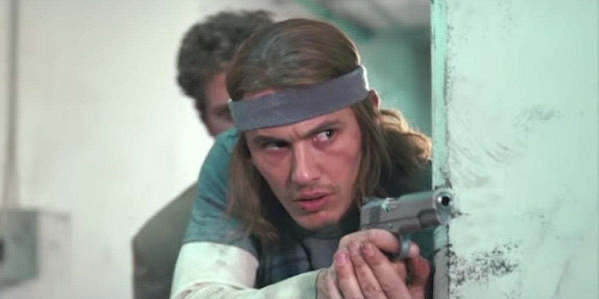 James Franco in Pineapple Express