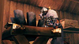 how to make Valheim forge