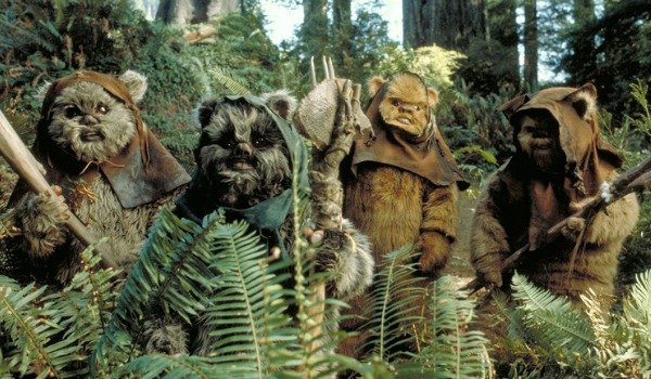 Why Ewoks Are Actually Terrifying Cinemablend