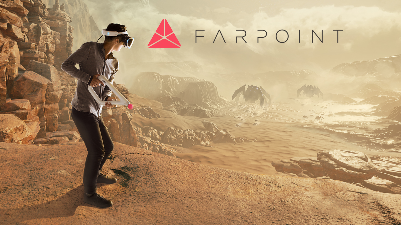 Farpoint for PlayStation VR gave me virtual reality