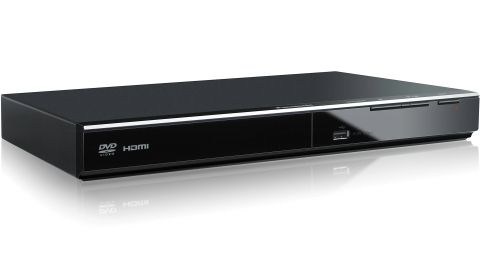 Panasonic DVD-S700 DVD player review