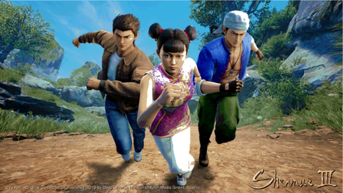 Shenmue 3 first DLC 'Battle Rally' is launching next week