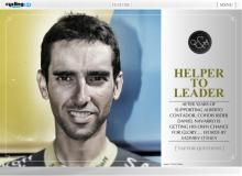 Daniel Navarro (Cofidis) is featured in the latest issue of Cycling News HD