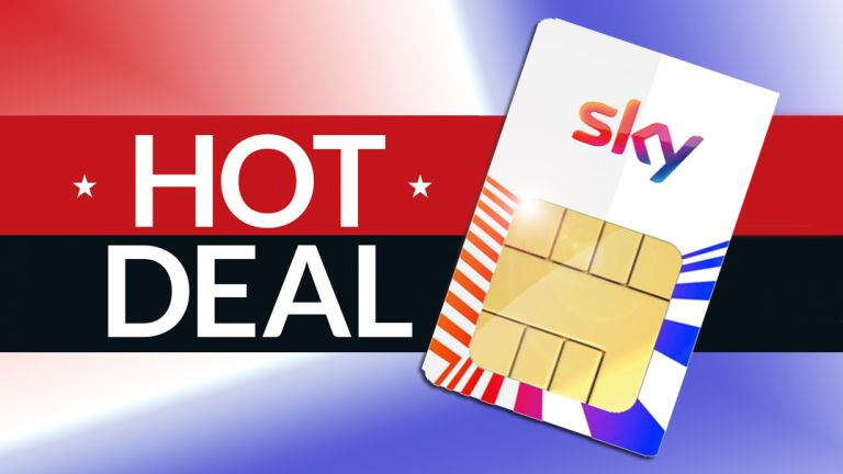 SIM only deals Sky Mobile